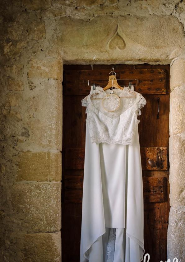 robe de mariée elodie
