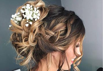 10 idées de coiffure de mariée