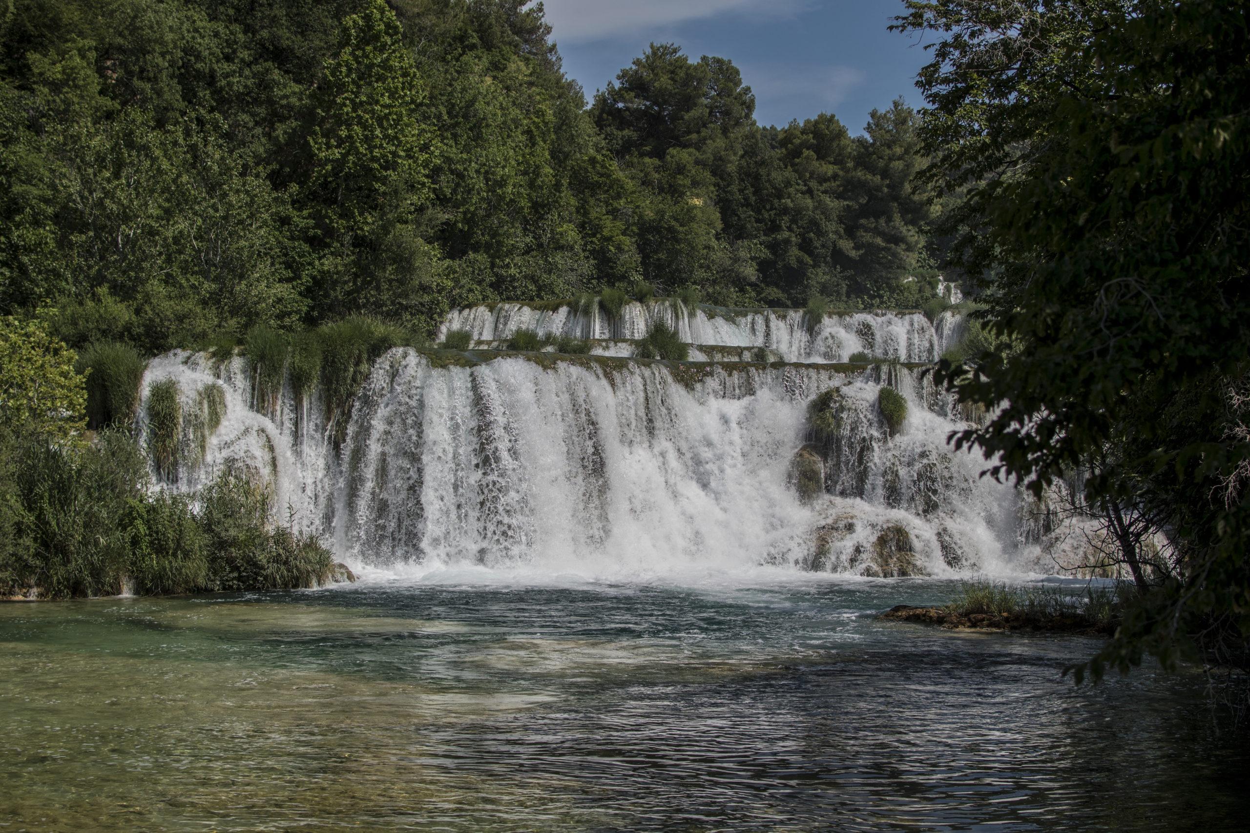 Voyage de noces en Croatie