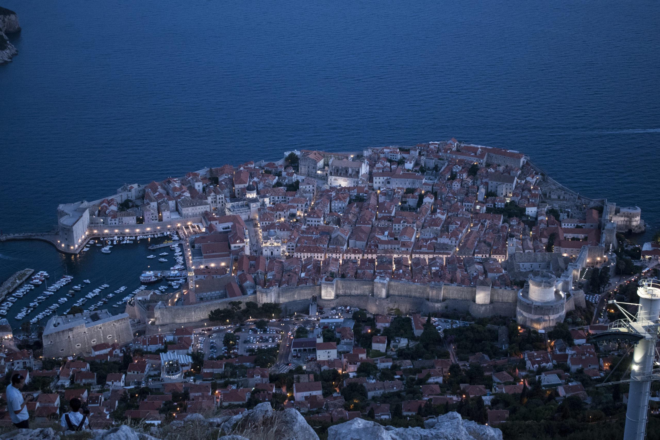 Croatie, voyages, ville,