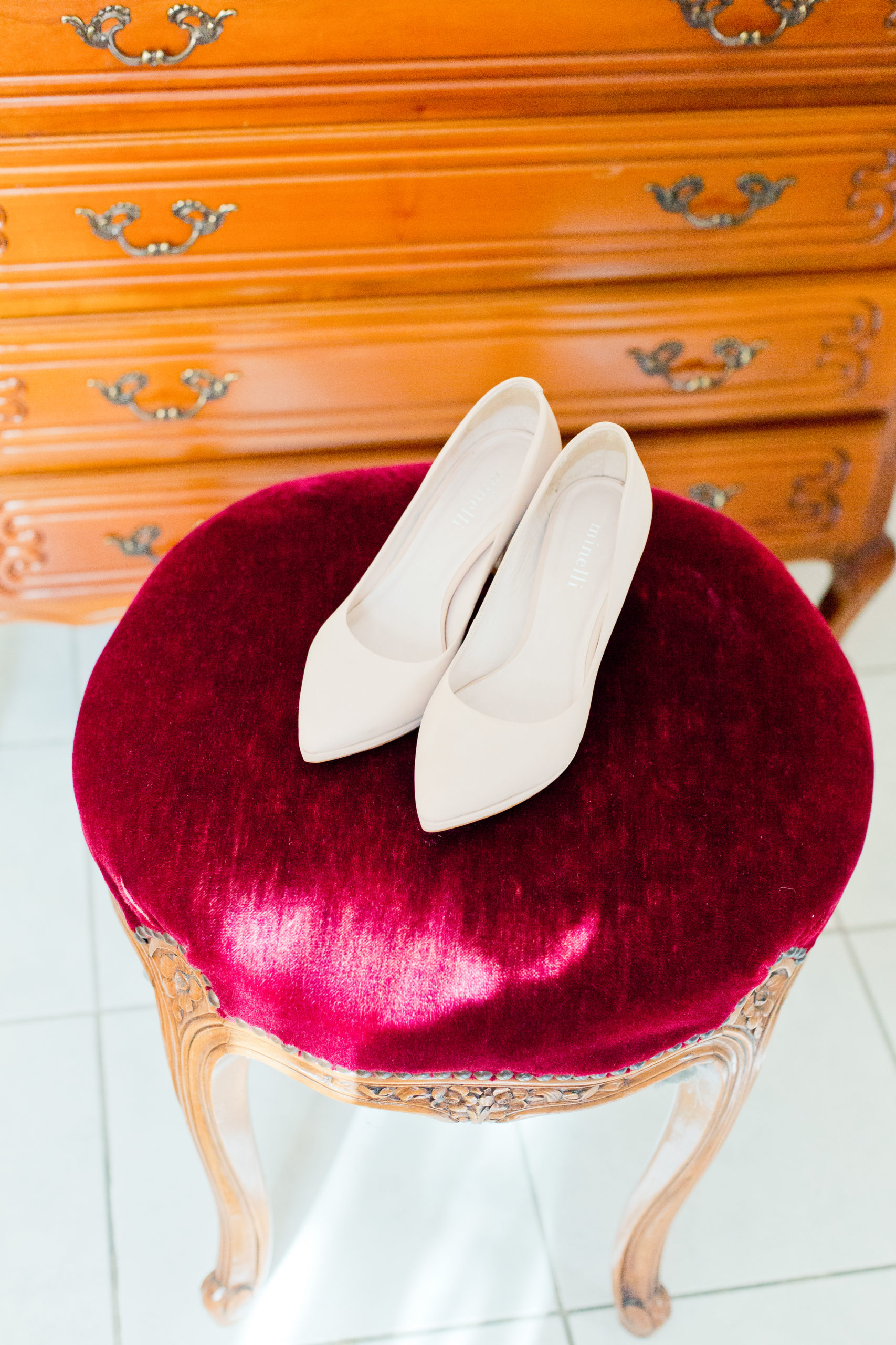 chaussure Marion mariée