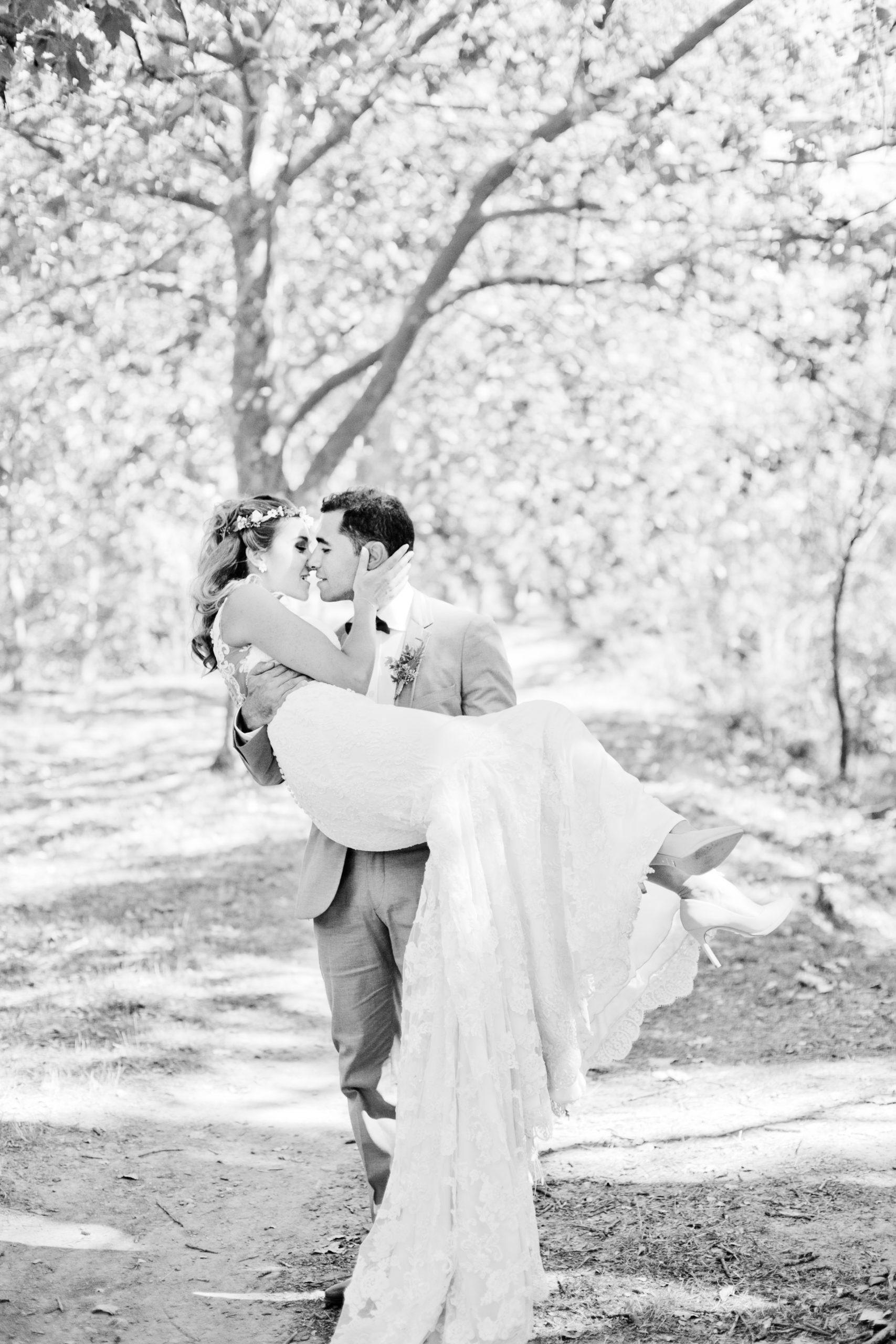 Marion et Ateick un mariage près de Montpellier