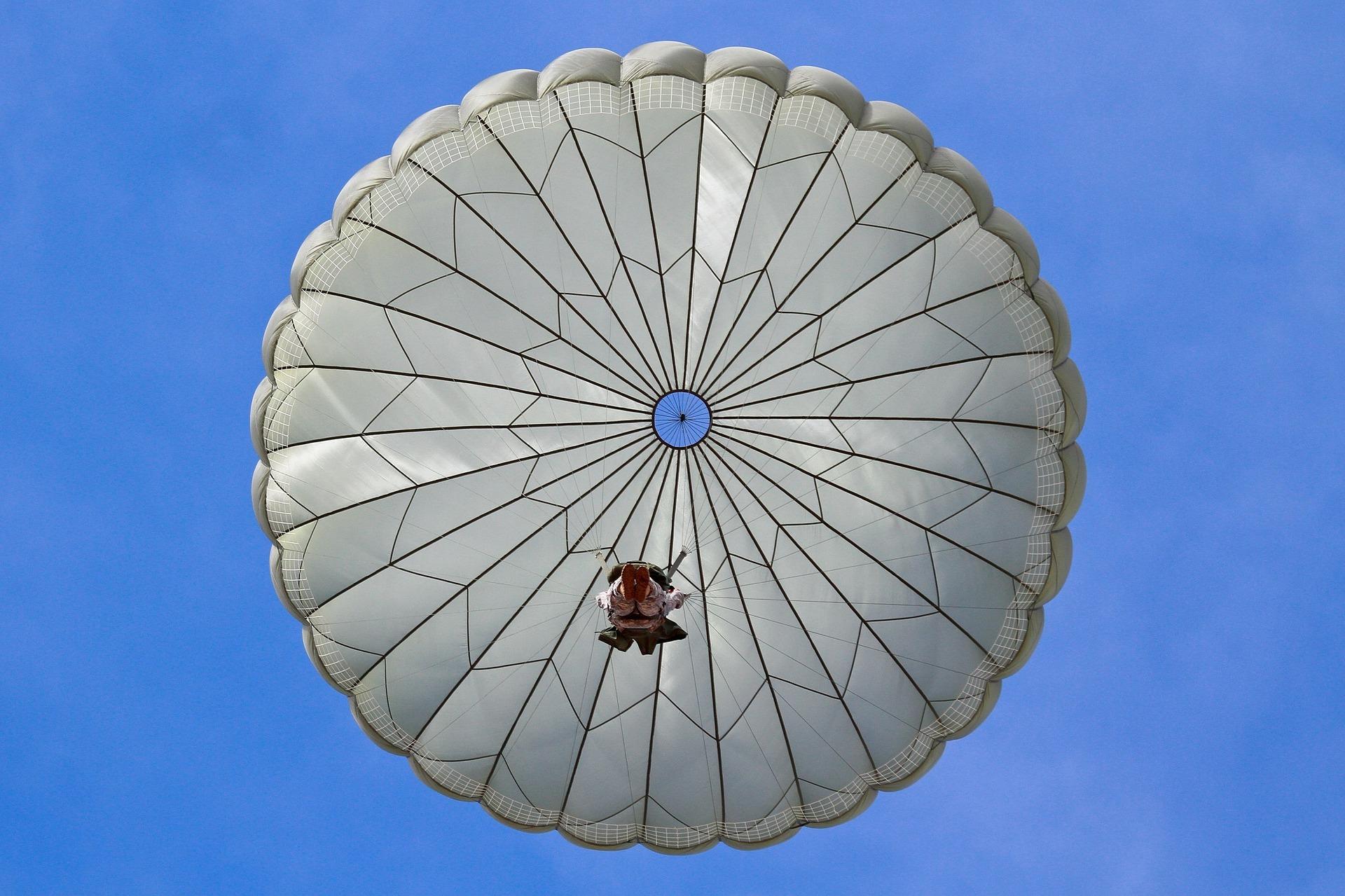 Parachute pixabay